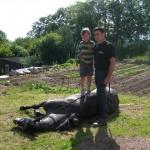 Groupe Dulieu' - juin 2011 (2) avec Matthéo
